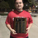 "2016 Male Referee of the Year: Joshua ""JD"" Haggerty"