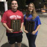 "2016 Referees of the Year: Joshua ""JD"" Haggerty & Chloe Warren"