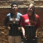 2017 Referees of the Year: Mikey Miranda & Alissa Crookshank